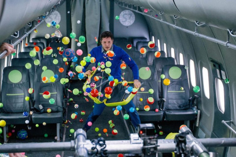 'Upside Down & Inside Out': OK Go Defies Gravity in New Music Video