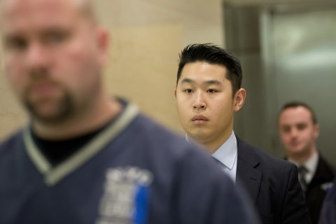 NYPD Officer Convicted of Manslaughter in Fatal Akai Gurley Stairwell Shooting