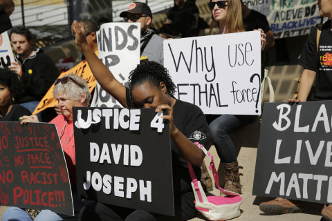 Austin Police Seek Answers in Cop's Killing of Naked Teen