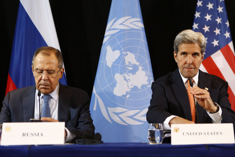 World Powers Agree to Syria Ceasefire, Kerry Says