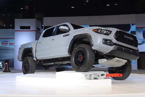 Full-Size Trucks, SUVs Dominate at Chicago Auto Show