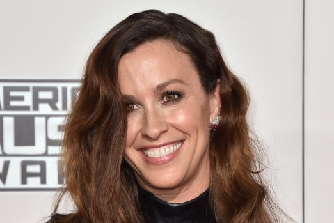 Alanis Morissette Expecting Baby No. 2