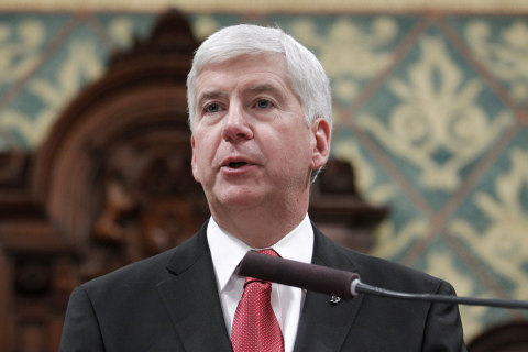 Michigan Governor Rick Snyder to Testify Before House Committee About Flint