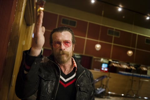 Eagles of Death Metal Frontman Jesse Hughes Recounts Paris Terror Attacks