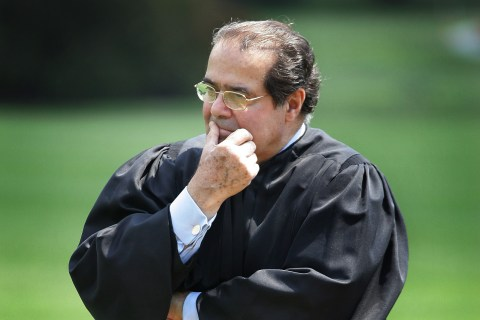 Antonin Scalia: The Supreme Court Justice's Life in Pictures