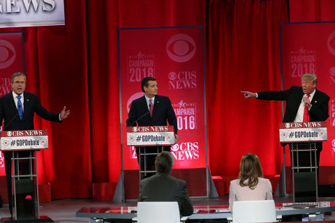 Sparks Fly at Rowdy Republican Debate in South Carolina