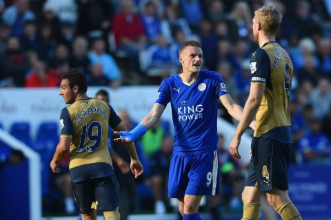 WATCH: Arsenal Battle Leicester in Elite Premier League Showdown