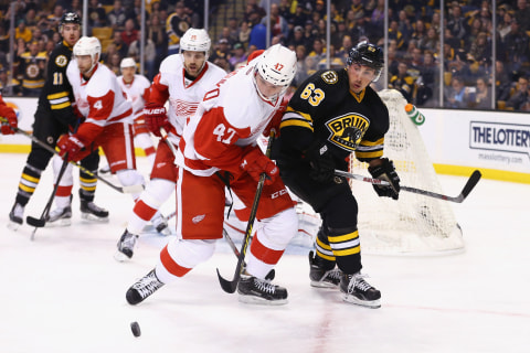 WATCH: B's, Red Wings in an Atlantic Battle on NBC, Live Extra