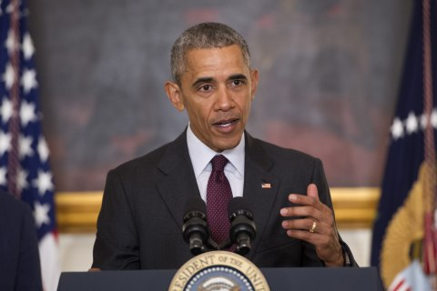 Obama at Easter Prayer Breakfast: Terrorists Trying to 'Weaken Our Faith'