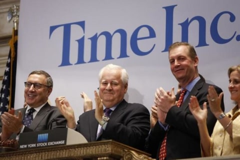 Time Inc. Considers Taking on Private Equity Partner for Yahoo Bid