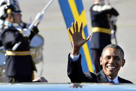 Obama to Welcome Nordic Leaders to the White House