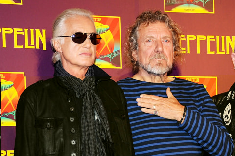 Led Zeppelin's Robert Plant, Jimmy Page to Face 'Stairway to Heaven' Suit