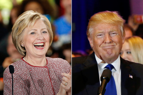 Ad Spending Update: Clinton Outspends Trump $57M to $4M