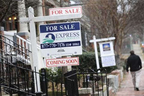 Home Sales up in Signs of Strong Spring Selling Season