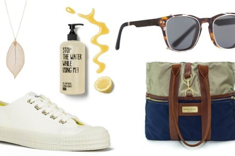 Guilt-Free Shopping on Earth Day: 10 Eco-Friendly Brands