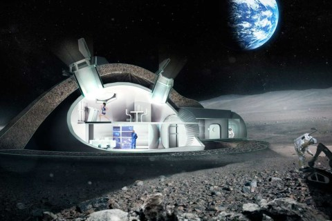 European Space Agency Moves Ahead with Plans for 'Moon Village'