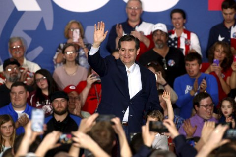 First Read: Cruz and Allies Have Five Days to Stop Trump