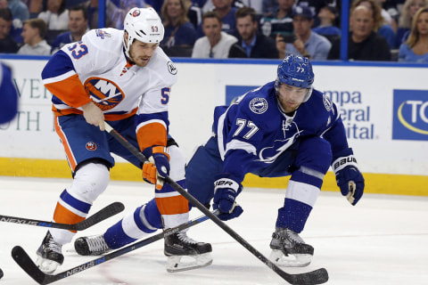Stanley Cup Playoffs Live: Islanders vs. Lightning in Game 2