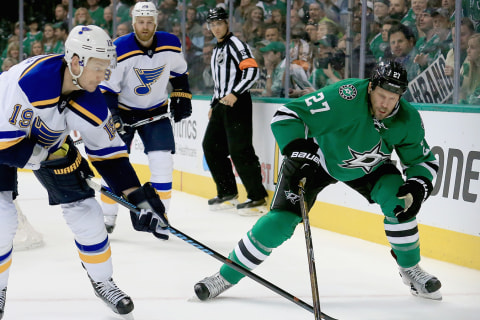 LIVE STREAM: Stars, Blues Face Off in Game 2 on NBC, Live Extra
