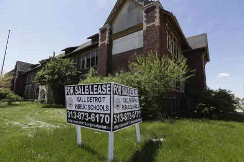 No Water, No Teachers: Behind Detroit's Surge, Old Problems Stubbornly Persist