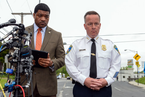 Inside the Fight to Change Baltimore's Police