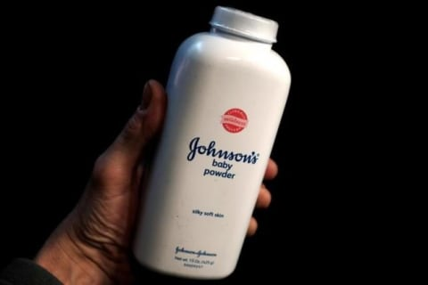 Johnson & Johnson to Pay $55 Million in Talc-Powder Trial