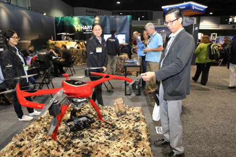 New Orleans Drone Showcase Highlights New Technology