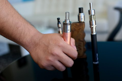 FDA Limits E-Cigarettes, Cigars