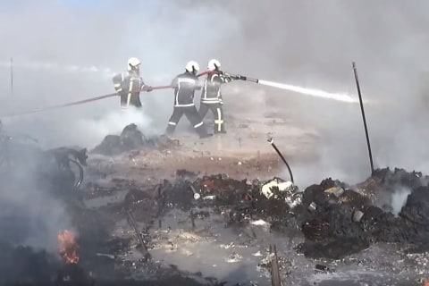 Strike on Syrian Refugee Camp Kills 28: Reports