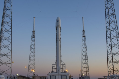 SpaceX to Launch Japanese Satellite, Try Rocket Landing