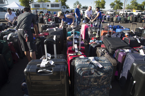 Phoenix Airport Screening 'Operational' After Glitch Leaves 3,000 Bags Stuck