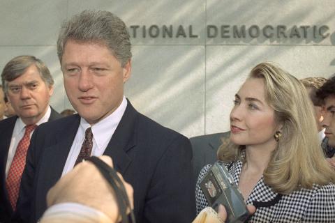 Is Bill Clinton the Economy Revitalizer?