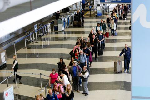 When It Comes to Fixing TSA Security Lines, Everyone's Got an Idea