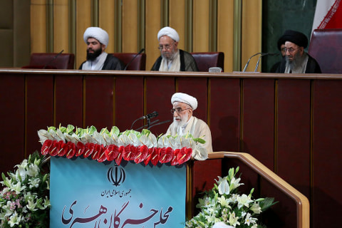 Anti-U.S. Hardliner Ahmed Jannati Elected to Lead Iranian Religious Body