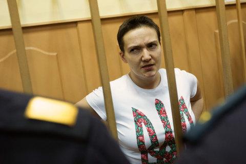 Ukraine's Nadiya Savchenko Swapped for 2 Russians: Lawyer