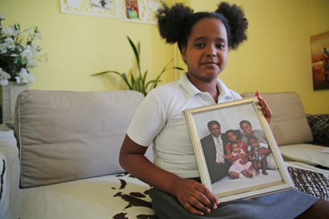 Andy Tsege in Ethiopia Case: Daughter, 9, in Legal Bid to Return Death-Row Dad