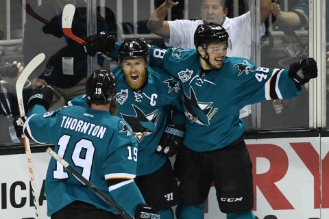Sharks Beat Blues to Earn First Stanley Cup Final Appearance