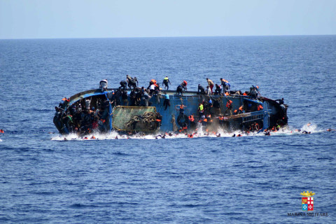 More Than 4,000 Migrants Rescued in a Single Day in Mediterranean