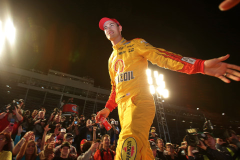 Posnanski: Why Does Everyone Hate Joey Logano?