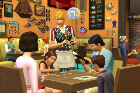 'The Sims' Removes Gender Barriers in Video Game