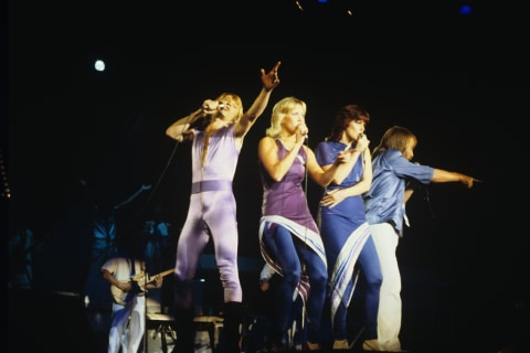 ABBA Members Perform Together for First Time in Decades