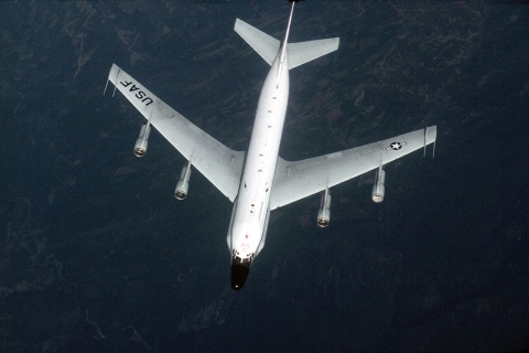 China Accused of 'Unsafe' Intercept of U.S. Spy Plane