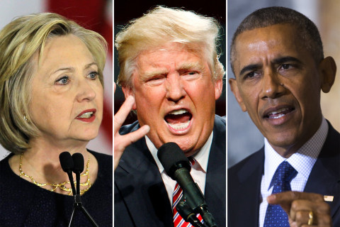 Why Is Obama Campaigning So Hard Against Trump?