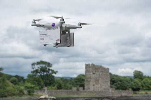 Abortion Drone From Women on Web Delivers Pills to Northern Ireland