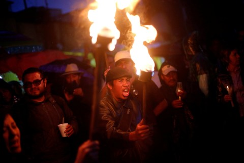 Arrest of Union Boss Leads to Week of Clashes, Deaths in Mexico