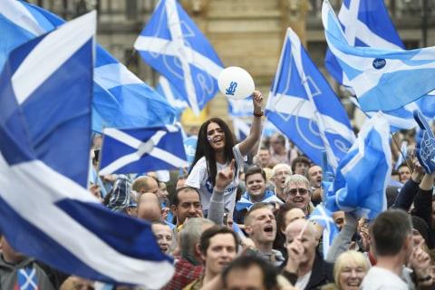 Scotland Seeks Independence Again After U.K. 'Brexit' Vote