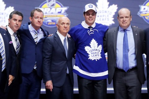 NHL Draft: USA Hockey Sets Record With 12 Picks in First Round