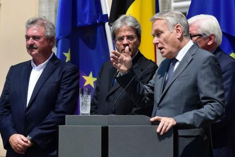 Brexit Backlash: EU Leaders Call for U.K. Exit Talks to Start Immediately