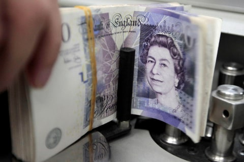 British Pound Is Pounded Again, Hits New 31-Year Low vs. Dollar