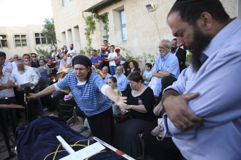 Hallel Ariel's Mom Mourns Daughter Killed in Kiryat Arba, West Bank, Attack